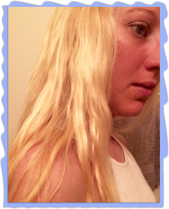 John Frieda Beach Blonde Results