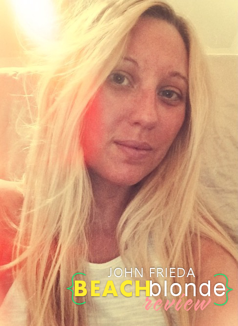 John Frieda Beach Blonde