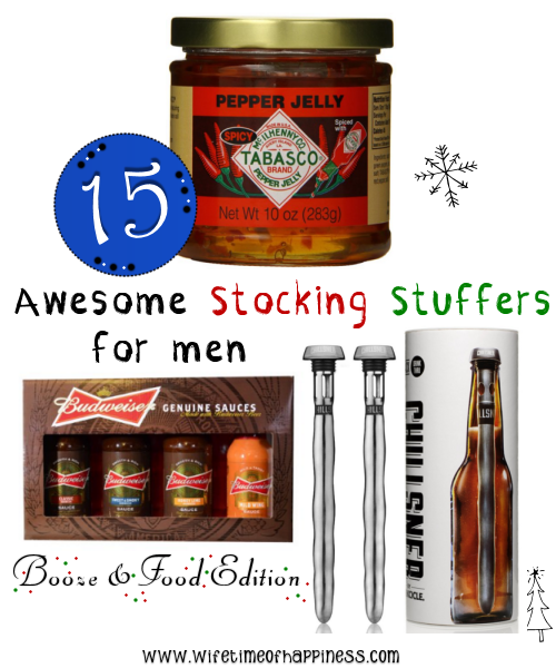 Awesome Stocking Stuffers for Men