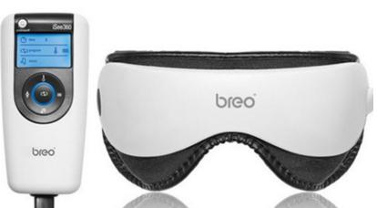Breo iSee360 Eye Massager