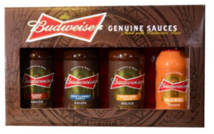 Budweiser Genuine Sauces