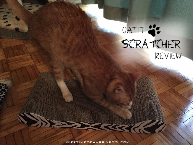 Catit Scratcher Review