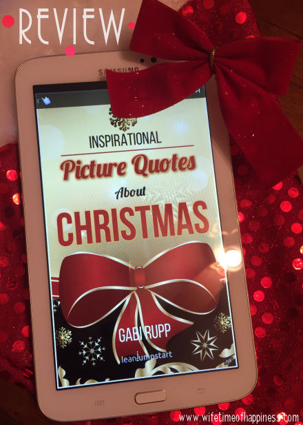 Inspirational Picture Quotes about Christmas