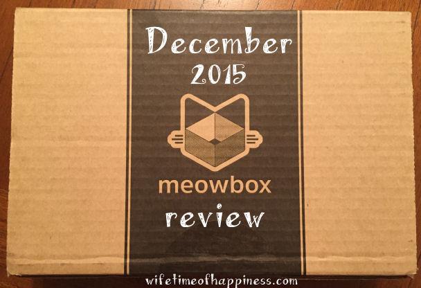 Meowbox Review December