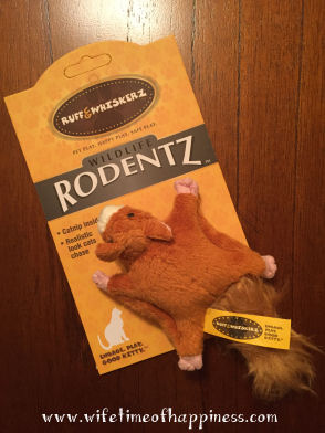 Wildlife Rodentz Cat Toy