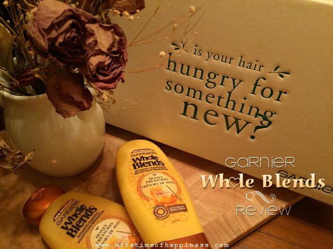 Garnier Whole Blends Review