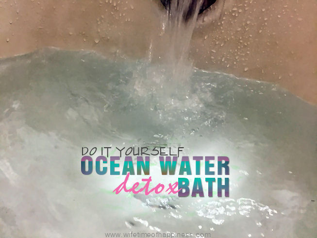 Sea Salt Detox Bath