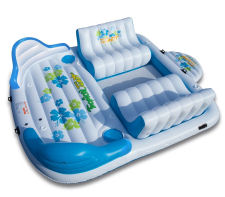 6 person pool lounger
