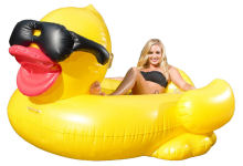 Duck Pool Float