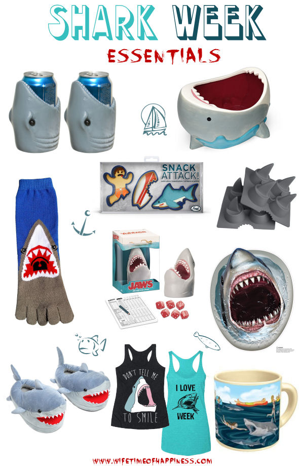 Shark Week Gifts