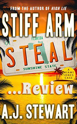 Stiff Arm Steal AJ Stewart