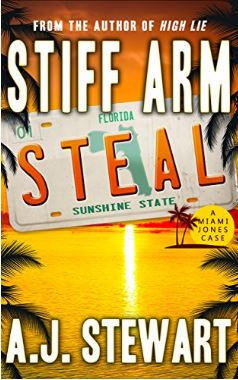 Stiff Arm Steal Kindle