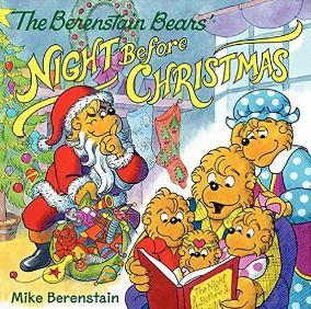 The Berenstain Bears Night Before Christmas