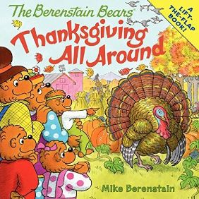 thanksgiving-all-around-berenstain-bears