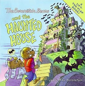 the-haunted-house-berenstain-bears