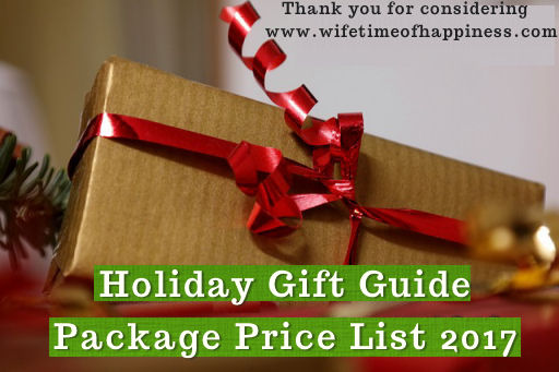 canadian bloggers christmas gift guide