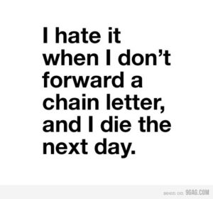 didnt-forward-chain-letter