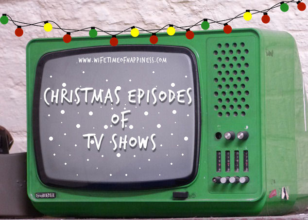 christmas episodes of tv shows