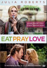 eat pray love dvd