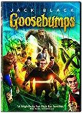 Goosbumps DVD