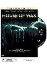 House of Wax DVD