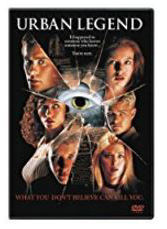 Urban Legend DVD