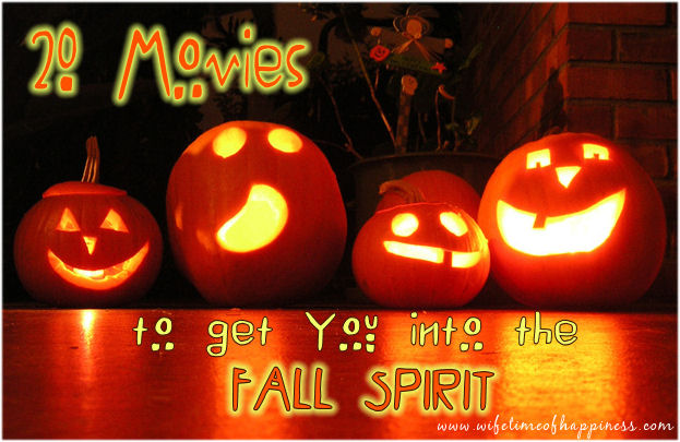 halloween movie suggestions