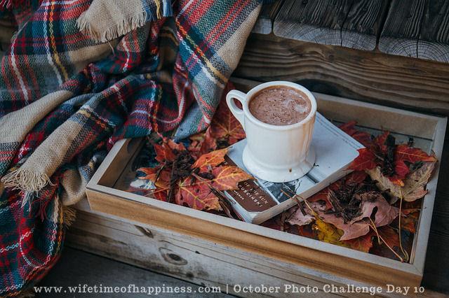 october photo challenge 2017 day 10 warm beverage