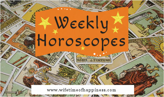 weekly horoscope 2018