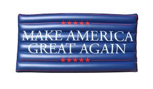 make america great again pool float