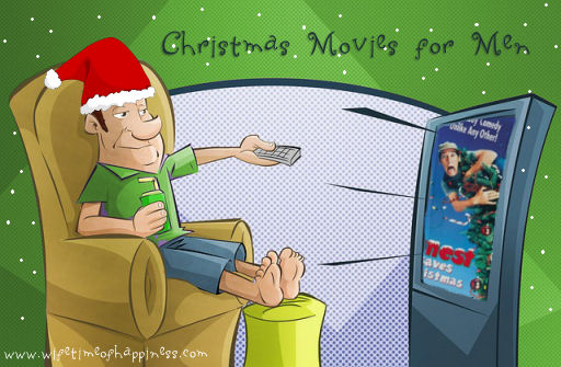 christmas movies for men