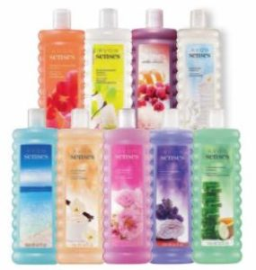 avon senses bubble bath