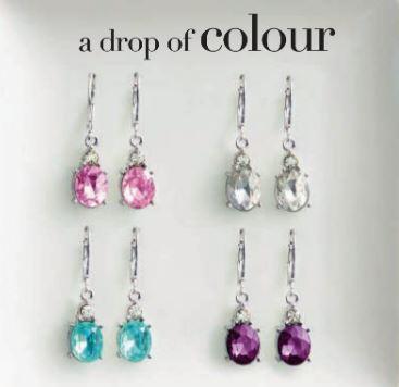 Avon Canada Drop Earrings