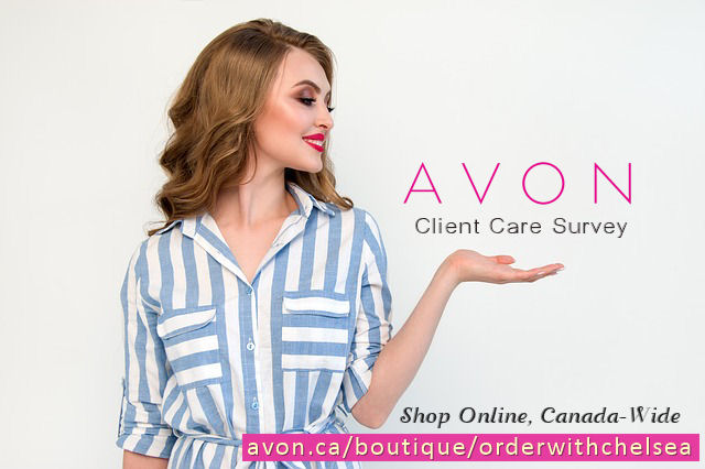 avon customer survey