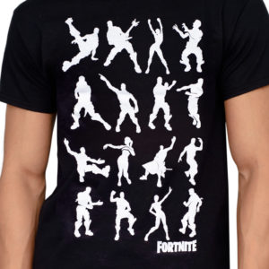 Dance Dance TShirt Fortnite