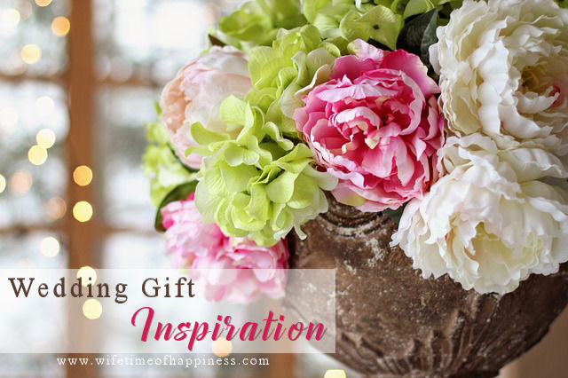 wedding gift inspiration